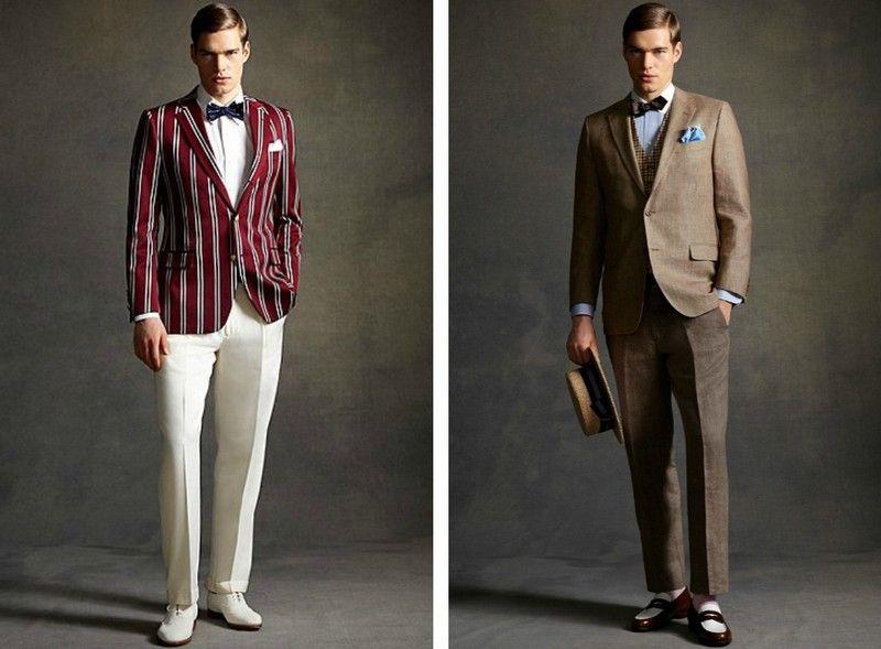 20er Jahre Mode Maenner Dandyanzug Streifen Weste 20er Jahre Mode 20er Mode Modestil