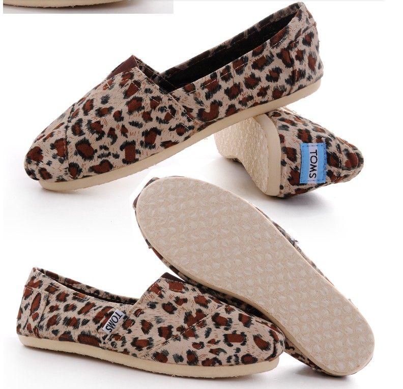 030c69761e3 Toms Classic Shoes Canvas Women Leopard  toms 029  -  26.99   cheap womens  toms shoes