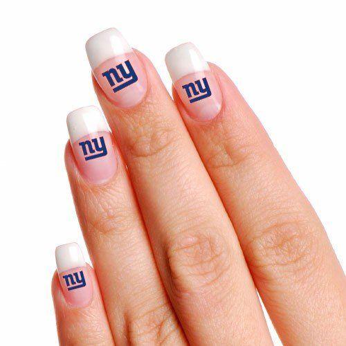 new york giants nail art | WinCraft | #Discount FAN SPORT ...