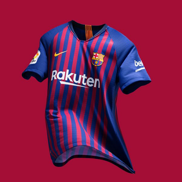 Nova camisa Barcelona 2018 47a38b05bd1