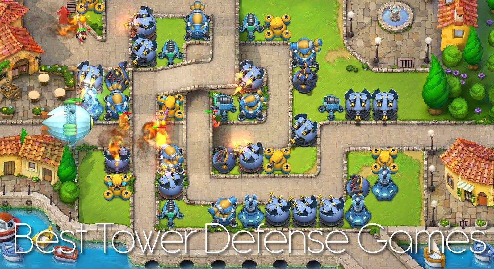 Best Free Tower Defense Games Iphone