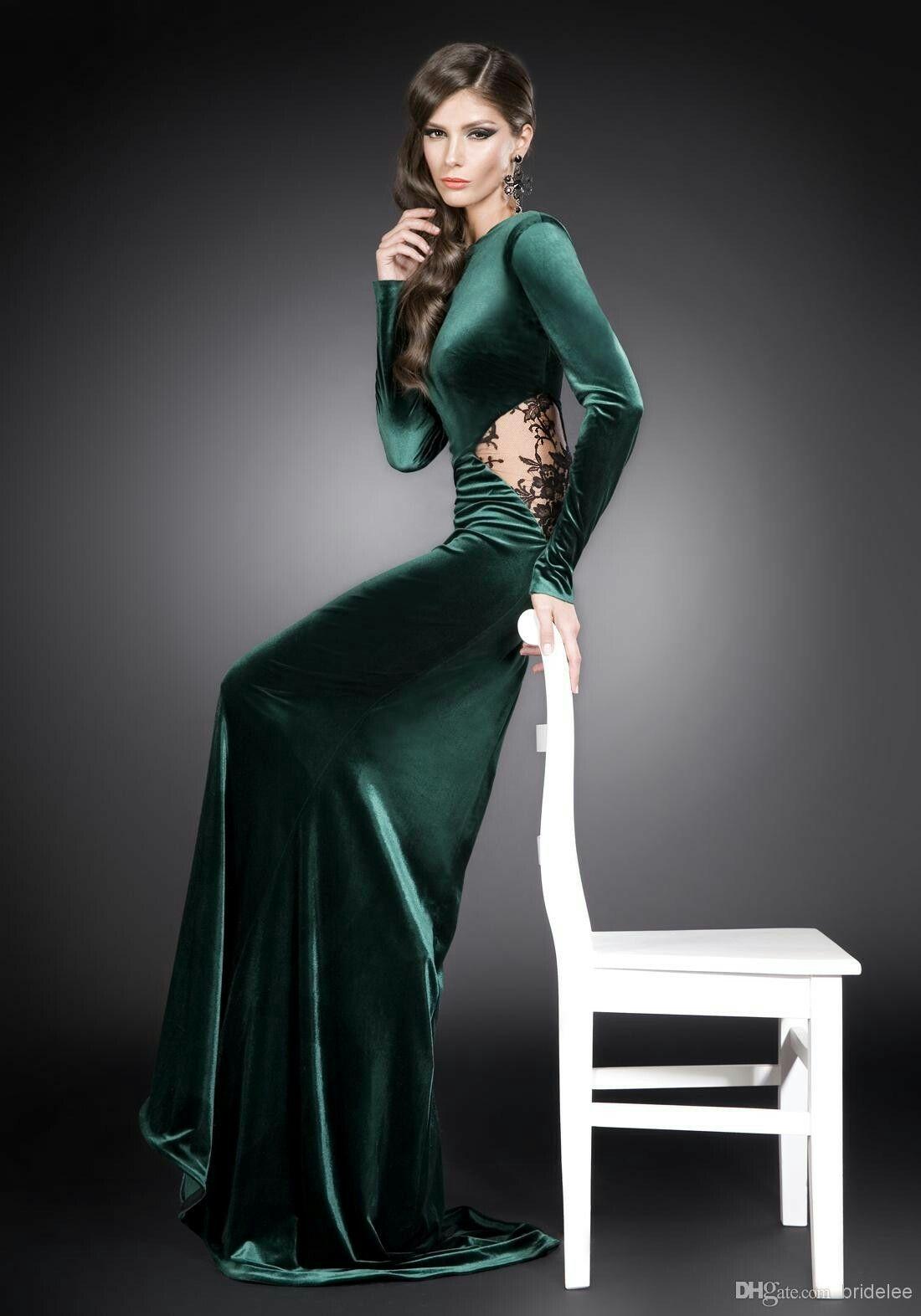Green velvet dress dresses pinterest green velvet dress and