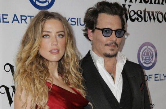 Представитель Джонни Деппа прокомментировал развод актера ...