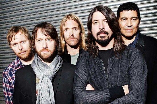 The Foo Fighters sing-it