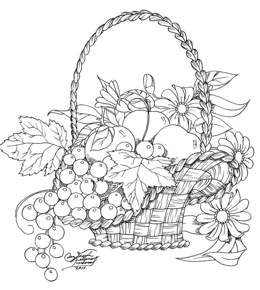 Pin En Stitchery Baskets