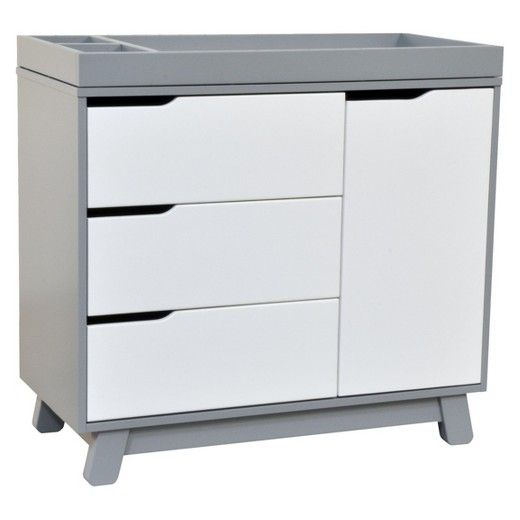 Babyletto Hudson 3 Drawer Changer Dresser With Removable Changing