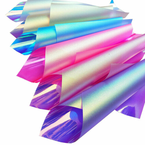 Frosted Hologram Iridescent Jelly Pvc Glitter Vinyl Film Fabric Bag Craft Roll In 2020 Vinyl Fabric Crafts Vinyl Fabric Glitter Vinyl