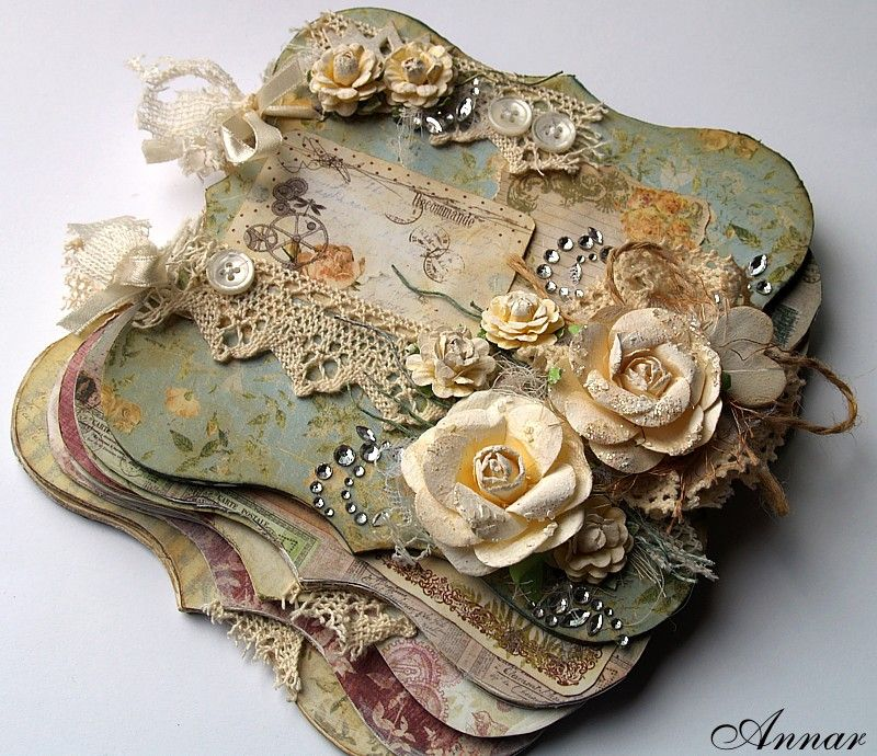~ Botanical Papers - LOVELY Album ~