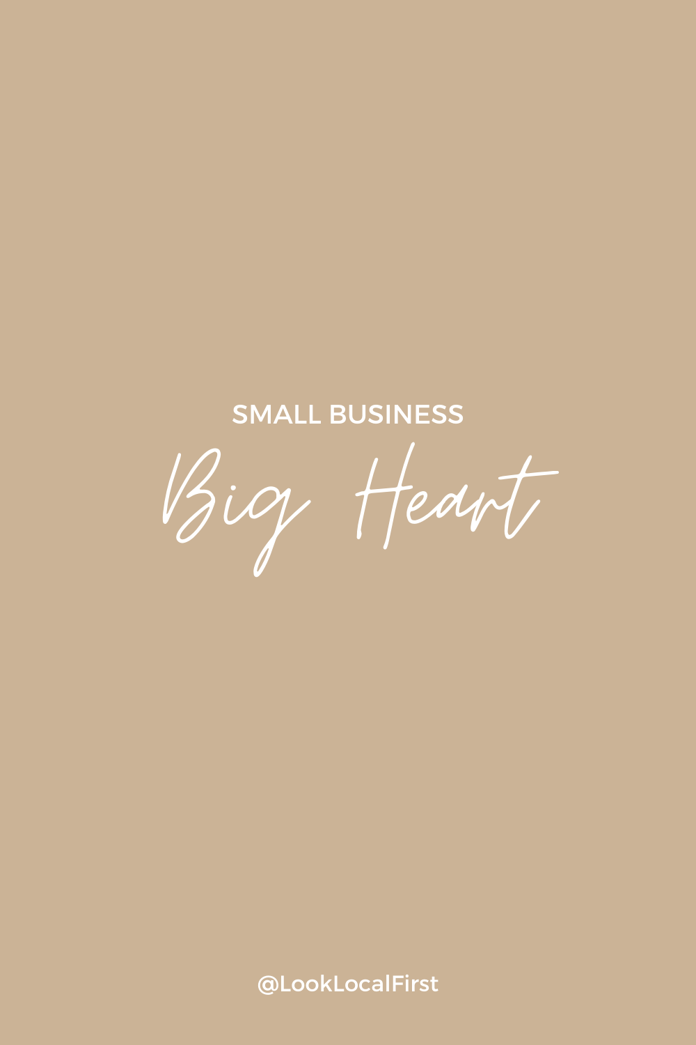 Small Business, Big Heart