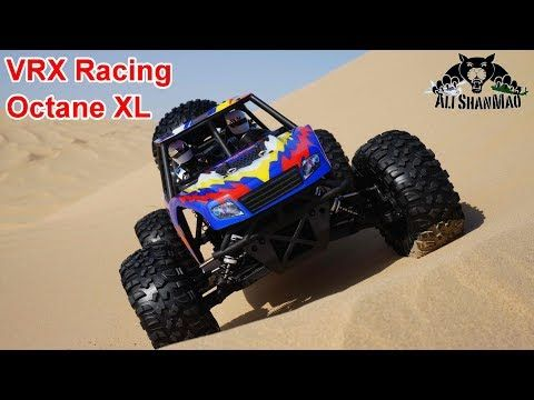 VRX Octane XL 4WD Electric RC Dune Buggy Unboxing | Drone