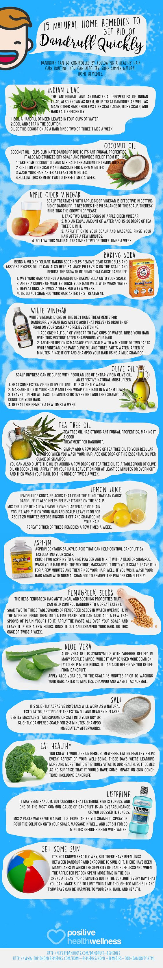 15 Natural Home Remedies To Get Rid Of Dandruff Quickly Positive Health Diy Hair Care Home Remedies For Dandruff Dandruff