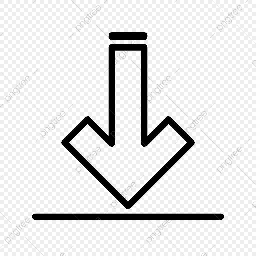 Vector Icone Telecharger Fleche Bas Icone Icone De Donnees Icone Telecharger Png Et Vecteur Pour Telechargement Gratuit Vecteur Logo Instagram Icone