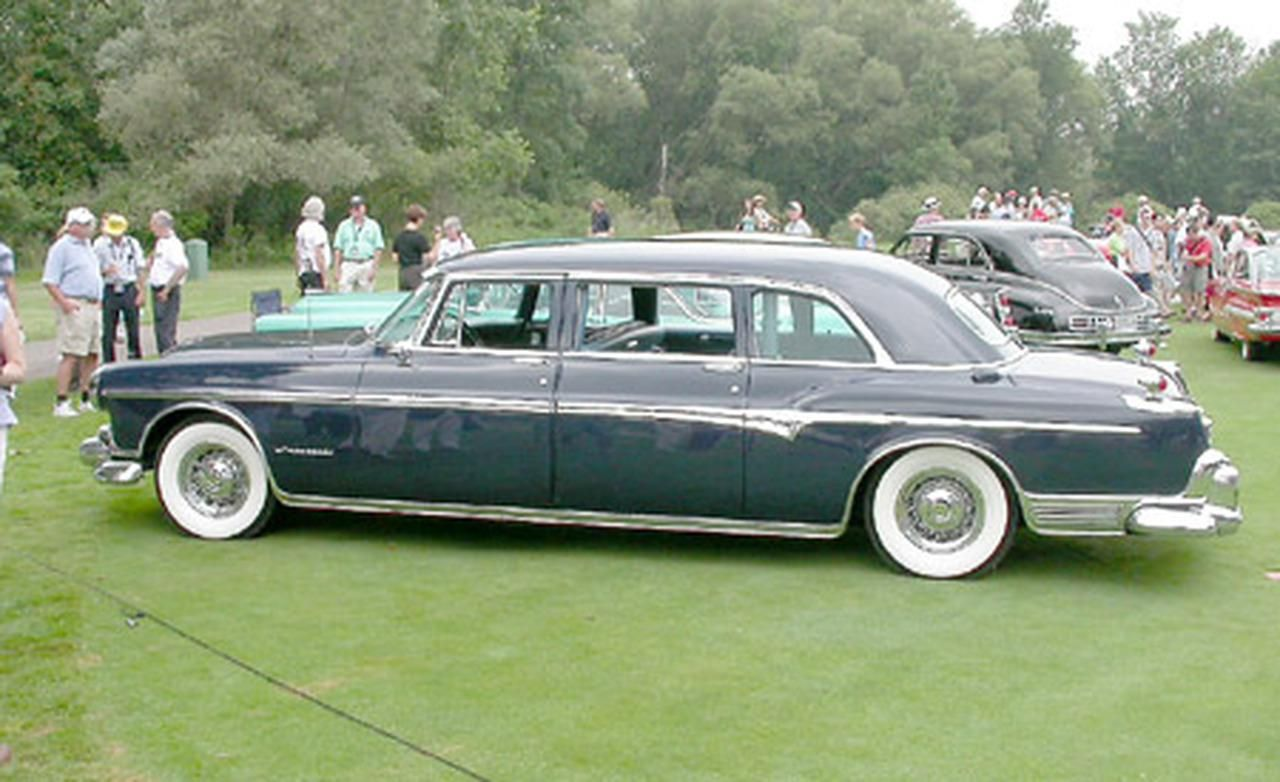 1955 chrysler imperial limousine how about this limo like