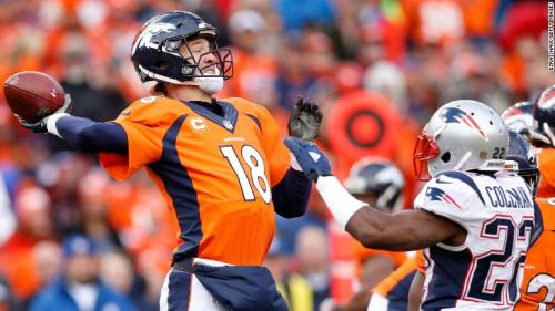 Super Bowl 50: Denver Broncos, Carolina Panthers advance to... #DenverBroncos: Super Bowl 50: Denver Broncos, Carolina… #DenverBroncos