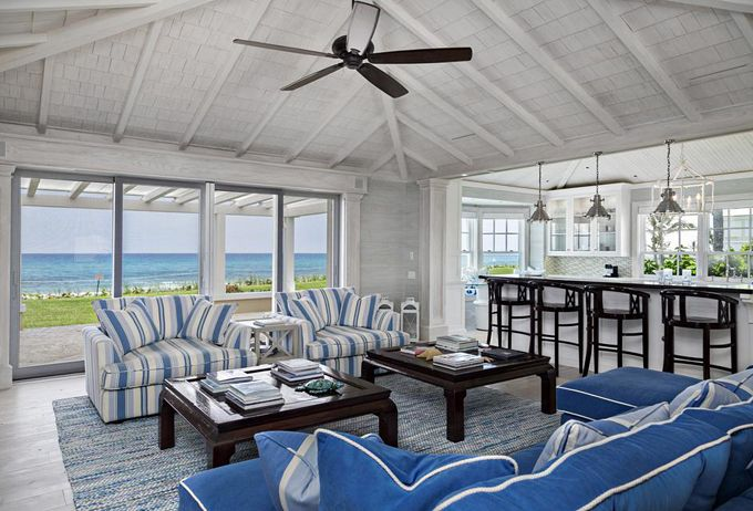 House Of Turquoise Village Architects, Beach House Decor Furniture