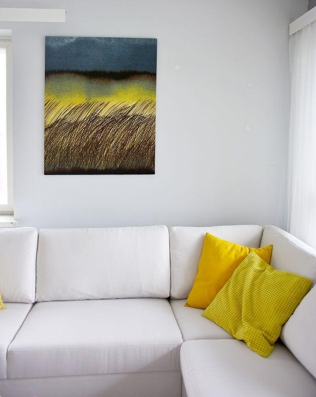 se valkoinen sohva