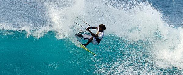 KSP Ho'okipa Kite Surf Pro Hawaii 2012 Results: Day 1-6!