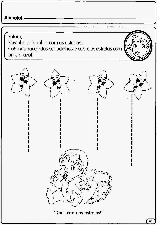 Atividades Para O Maternal E Educacao Infantil 3 Anos 4 Anos 5