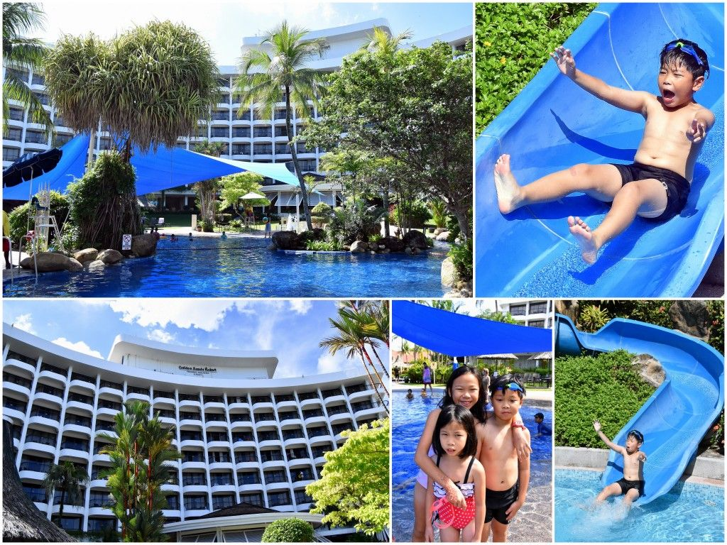 Shangri La Penang Sands Resort Penang Beach Resorts