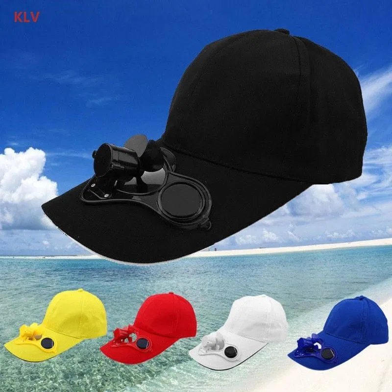 Pin On Solar Powered Cooling Hat