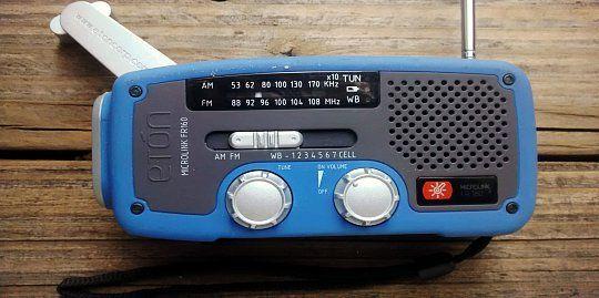 Hand Crank Radio - Best Portable