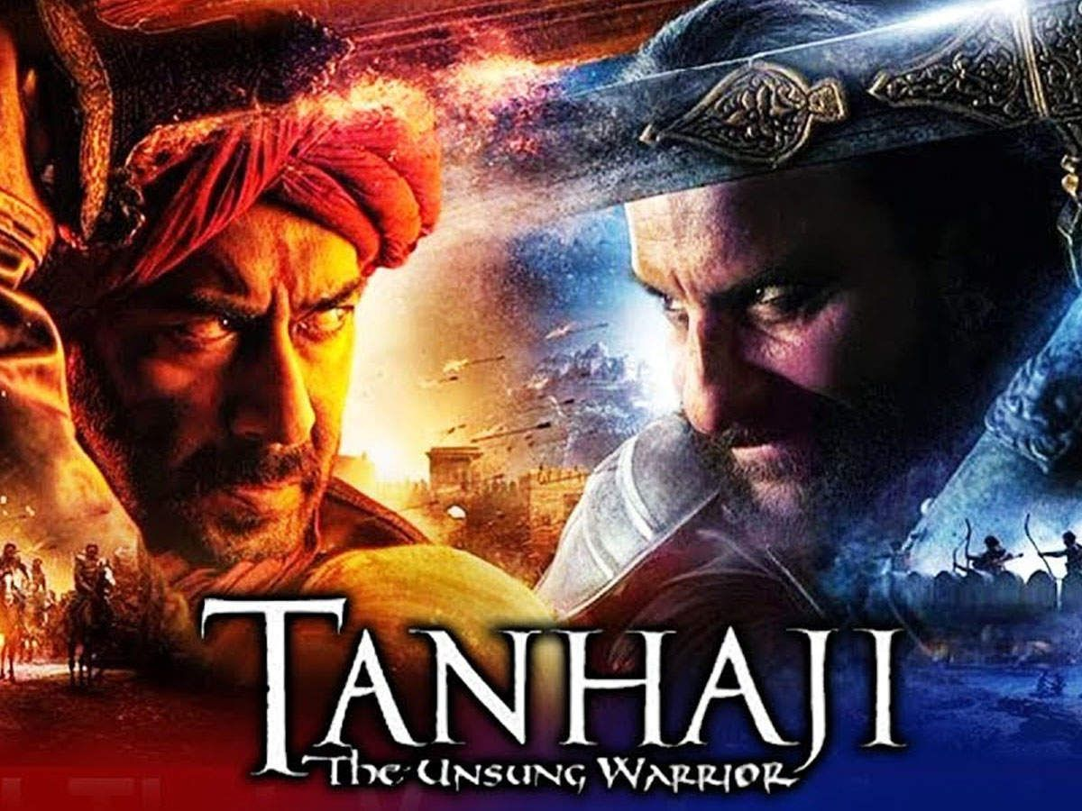 Watch Tanhaji The Unsung Warrior Official Trailer