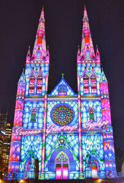 Snippets n scraps st marys cathedral christmas light show snippets n scraps st marys cathedral christmas light show solutioingenieria Images