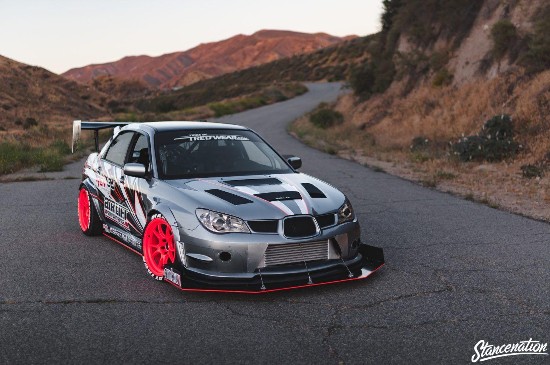 Show Track War Machine Cody Miles 598whp Subaru Sti Stancenation Form Function Subaru Sti Subaru Impreza Subaru