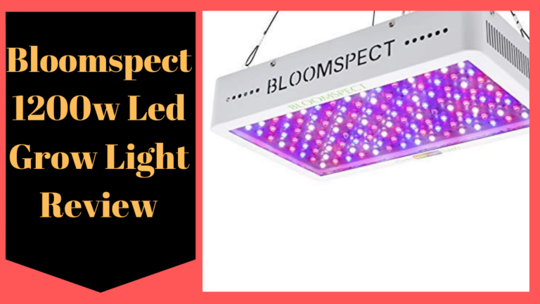 Bloomspect 1200w Led Grow Light Review For You Led Grow Lights