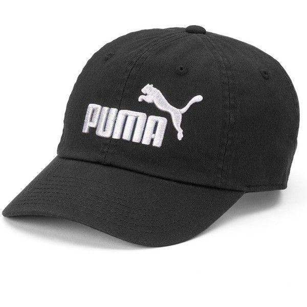 69c65a1ea Women's PUMA Logo Adjustable Cap ($20) ❤ liked on Polyvore ...
