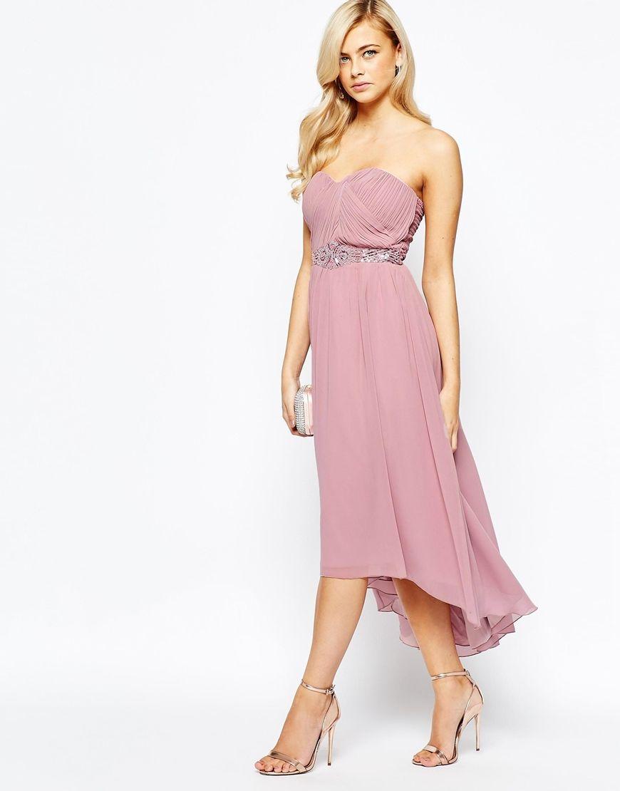 Excelente Pewter Cocktail Dress Molde - Colección de Vestidos de ...