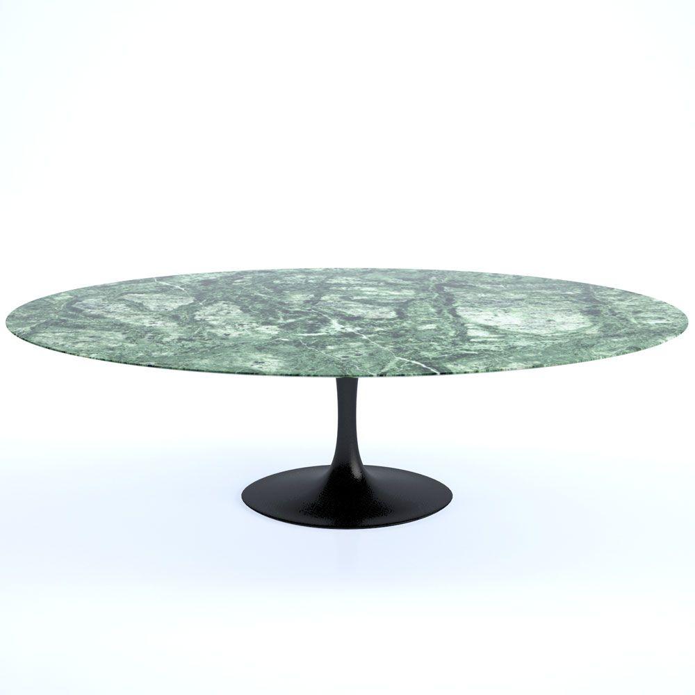 Knoll Saarinen Tulip Oval Coffee Table Moodboard Jungle