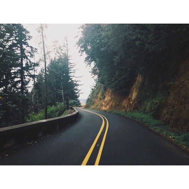 This road. - @adamkachman