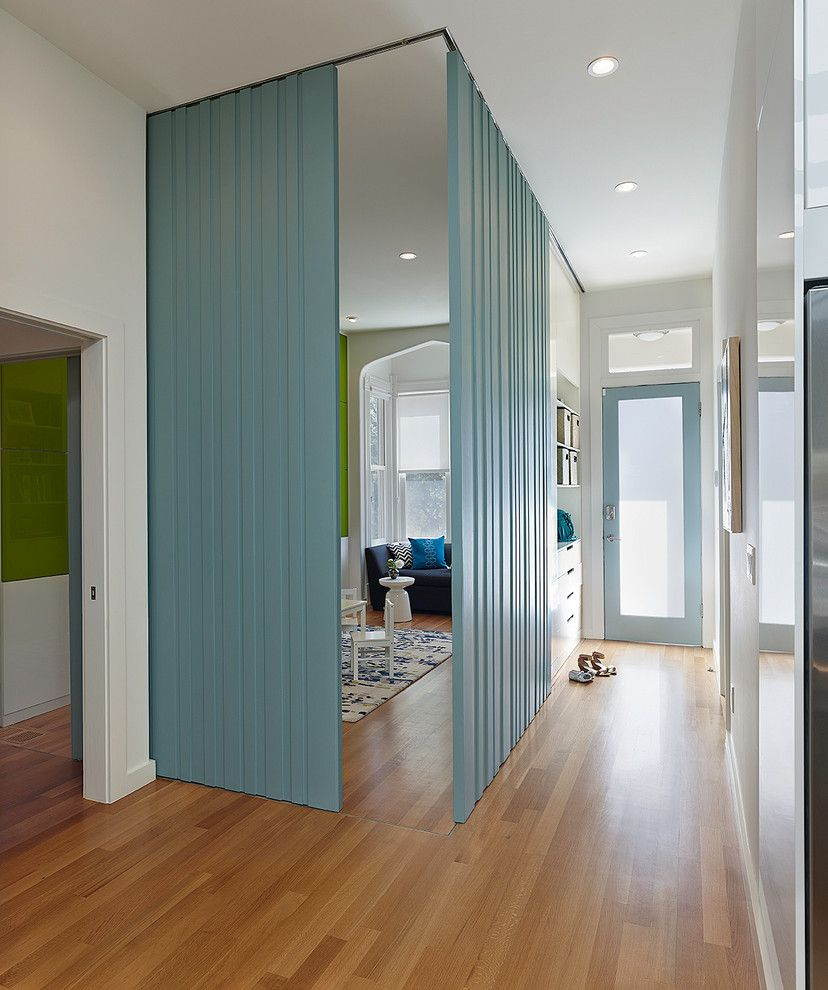 Diy Movable Wall Hall Contemporary With Front Door Sliding Walls Wiring Lampu Rumah