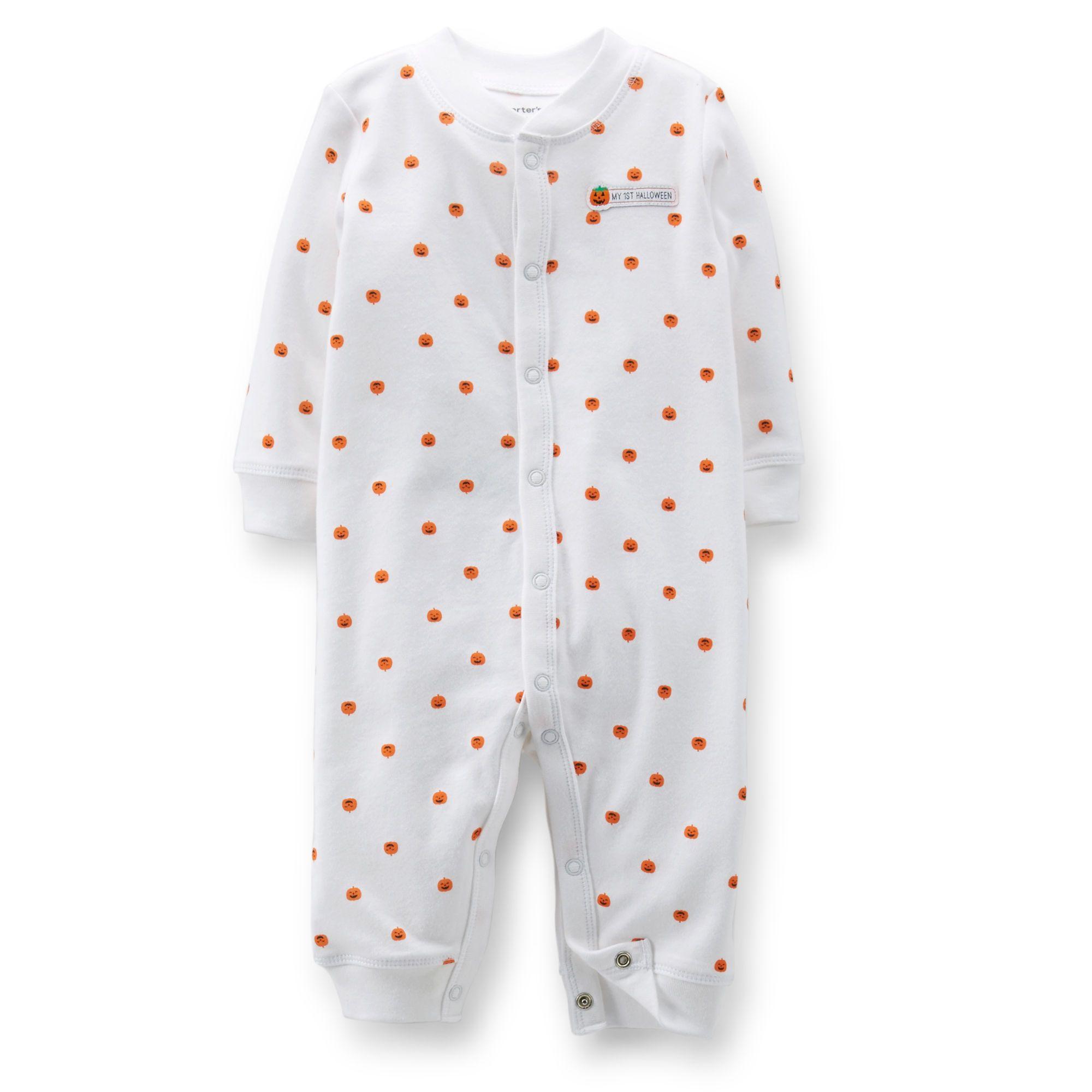 943a7ddec56d Halloween Cotton Snap-Up Sleep   Play