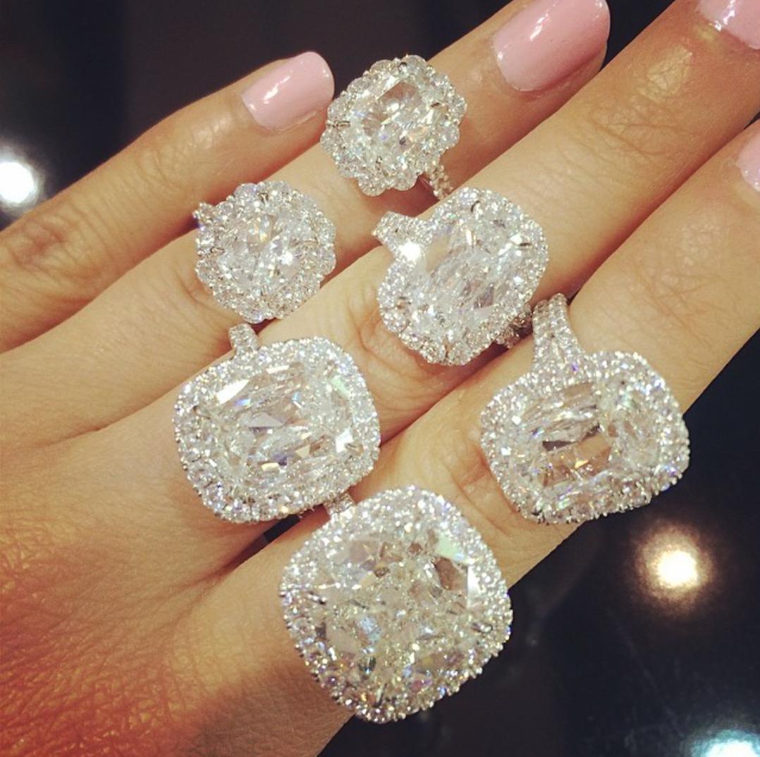 □ lemme-holla-at-you.tumblr.com □ | RINGS | Pinterest | Diamond ...
