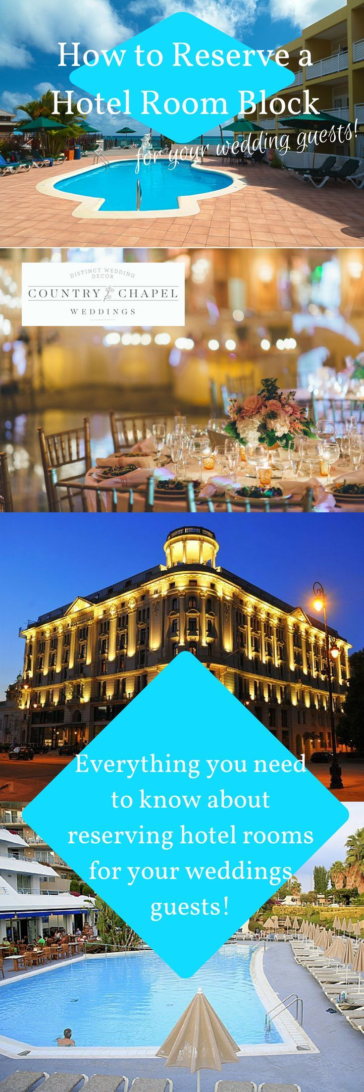 How To Reserve A Hotel Room Block For Wedding Guests Weddings And