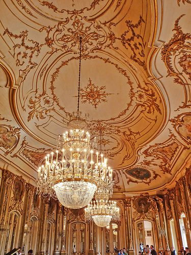 Queluz Palace Hall of Concerts, Portugal | Flickr - Photo Sharing!