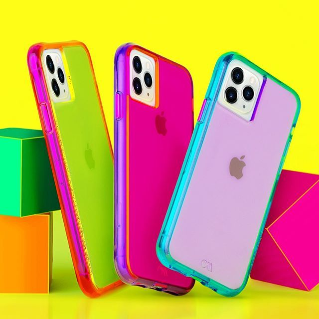 Tough Neon available for the iPhone 11 Pro Max, iPhone 11