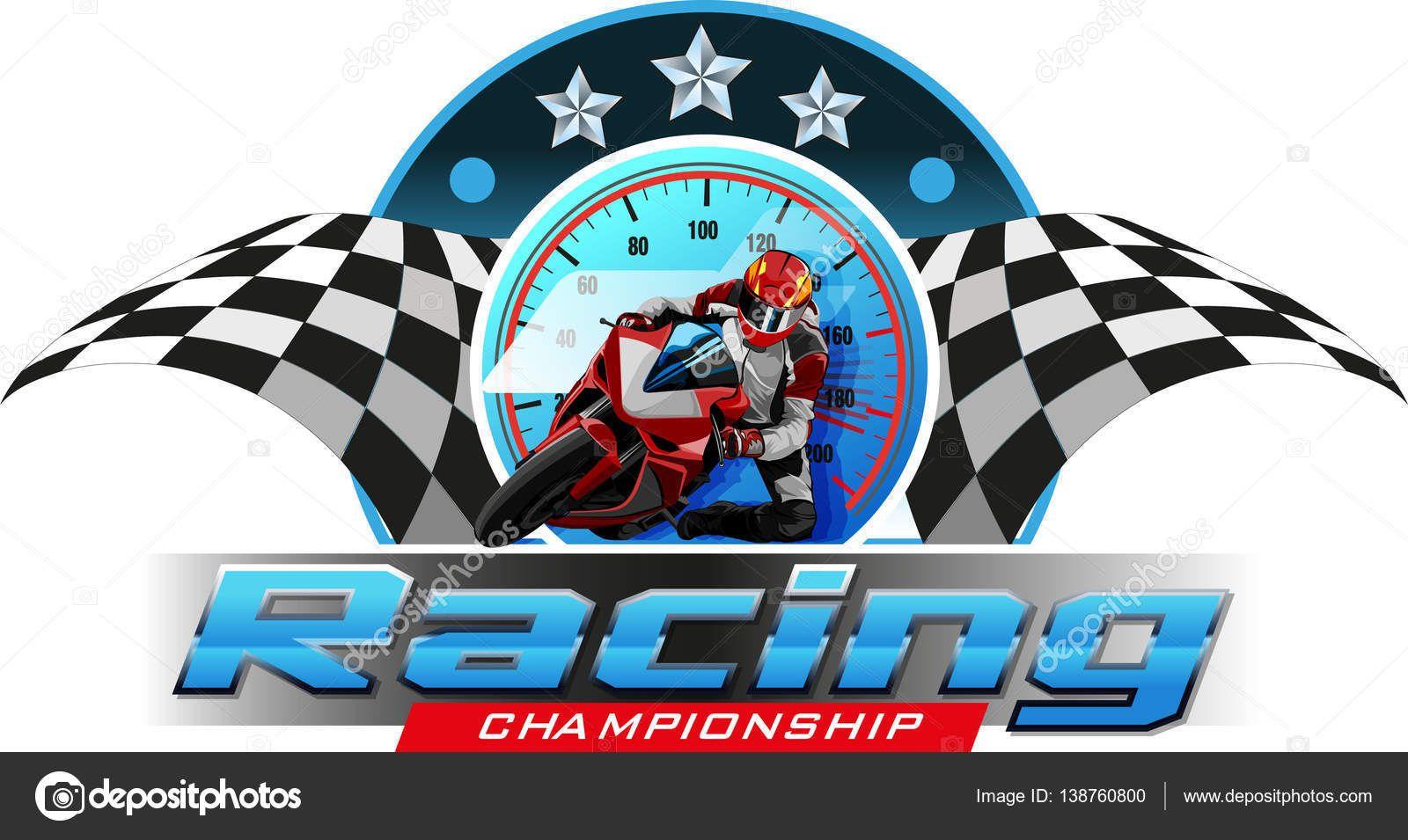 Download Vector Racing Championship — Stock Illustration