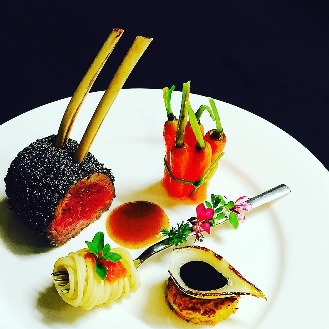 No Photo Description Available Food Plating Food Presentation Food Plating Design