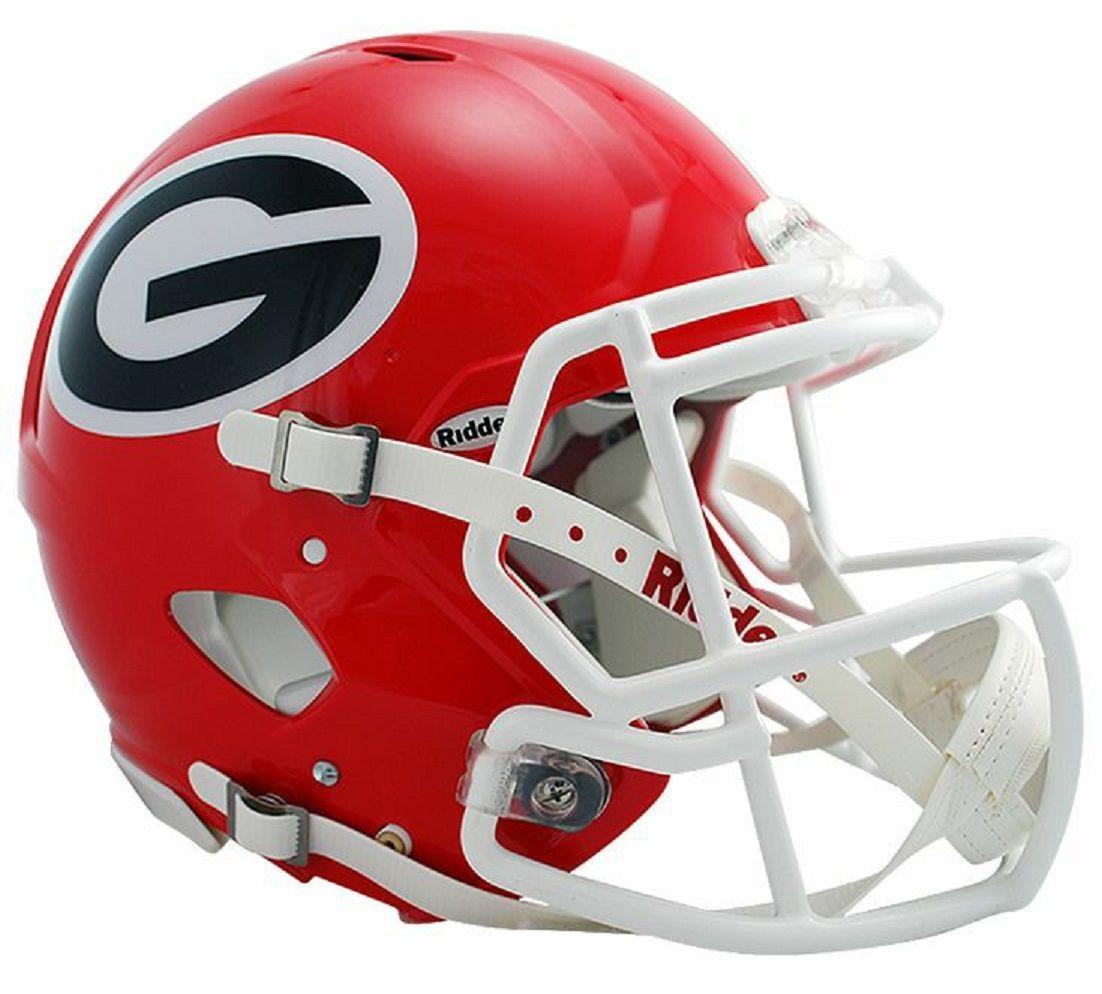 Georgia University In 2020 Football Helmets Georgia Bulldogs