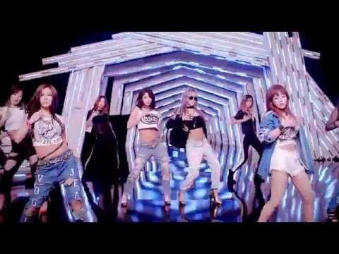 에일리 손대지마 _ Ailee Dont' Touch Me Official MV - YouTube