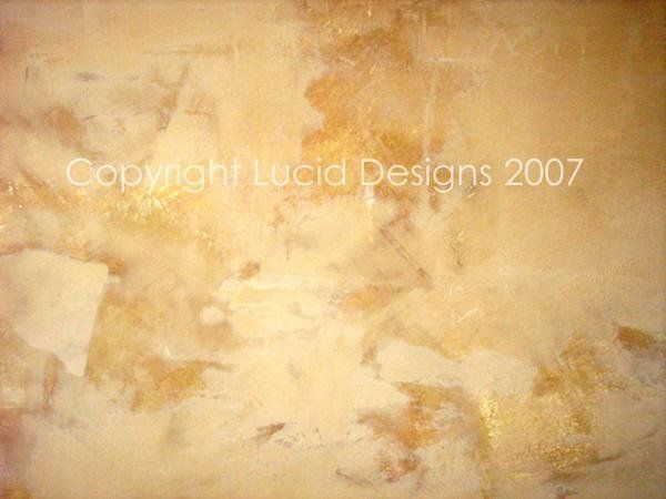 Venetian plaster with gold leaf - Google Search   Ideas for the ...