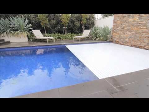 Automatic Pool Covers, Integrated Swimming Pool Covers, Pool ...