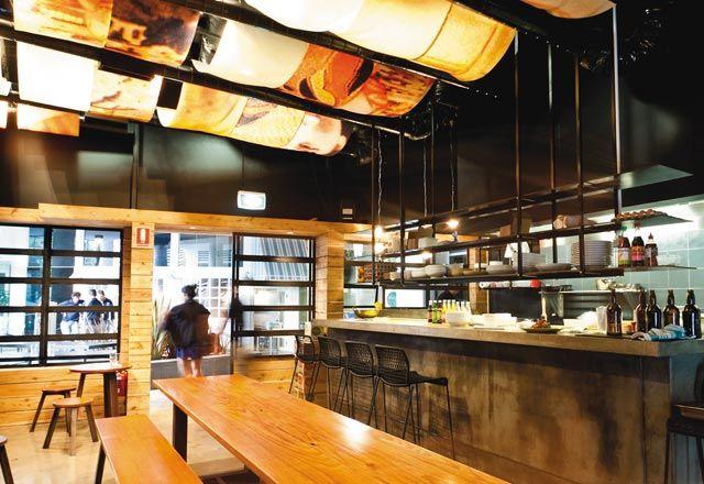 Mopho Noodle bar - Google Search   Restaurant Design ...