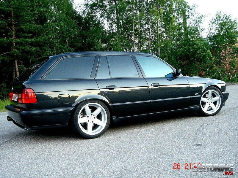1994 bmw e34 tuning bmw e34 touring tuning picture car. Black Bedroom Furniture Sets. Home Design Ideas