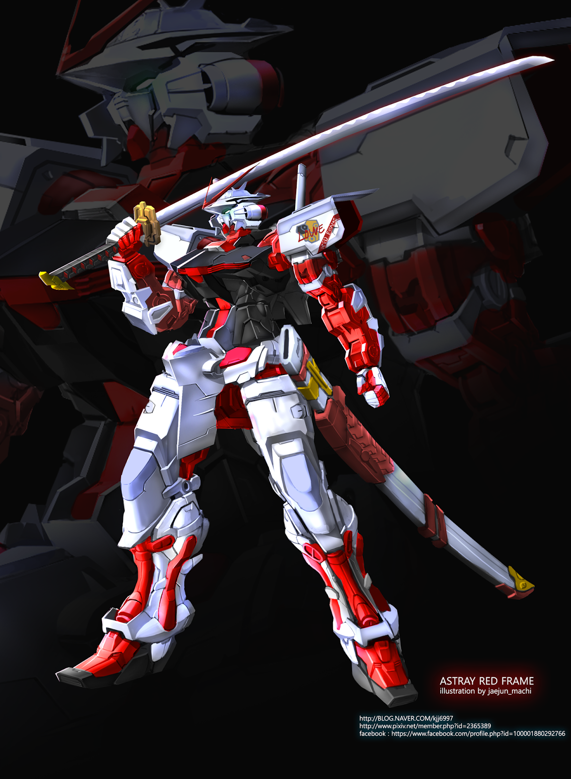 Awesome Gundam Digital Artworks [Updated 2/12/17] Gundam