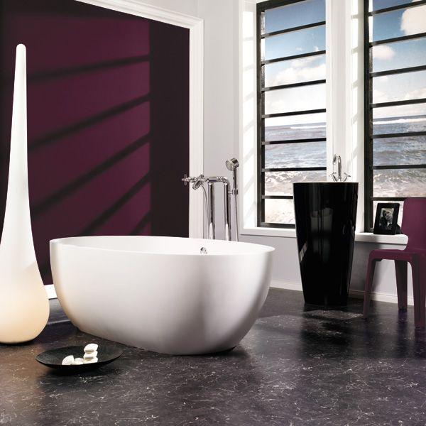 wandfarbe schöner wohnen LOunge - badezimmer schöner wohnen