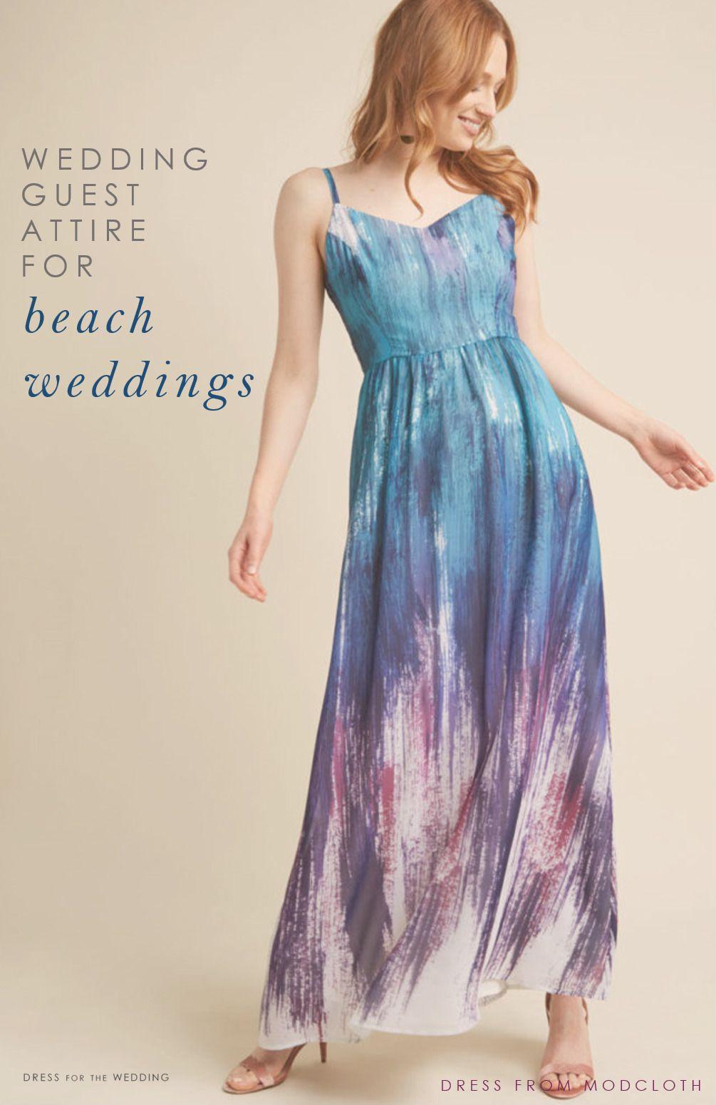 Beach Wedding Guest Dresses Dress For The Wedding Casual Wedding Guest Attire Wedding Attire Guest Beach Wedding Guest Dress [ 1550 x 1005 Pixel ]
